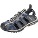 Hi-Tec Cove Breeze Sandals Men insignia blue/grey/multi